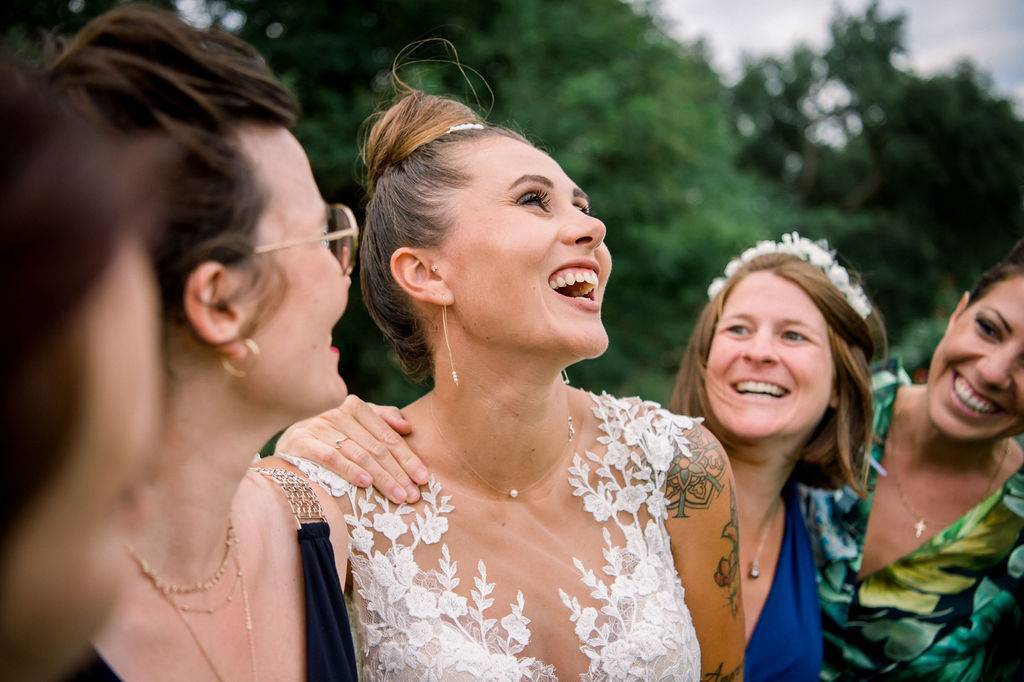 wedding planner landes